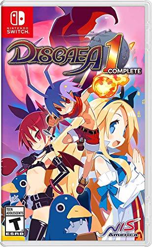 Disgaea 1 Complete - Nintendo Switch (Psp Chess)