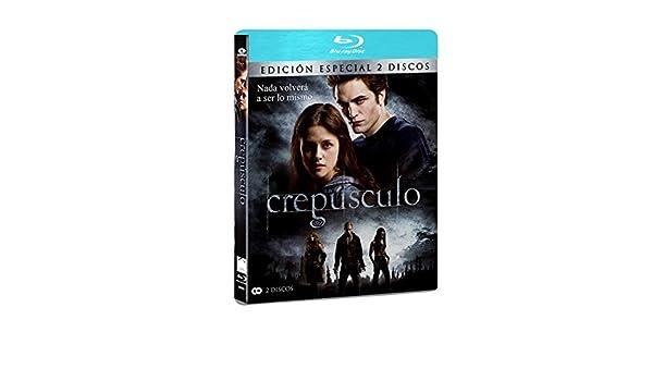Amazon.com: Crepúsculo (Twilight) [Estuche de plástico Blu ...