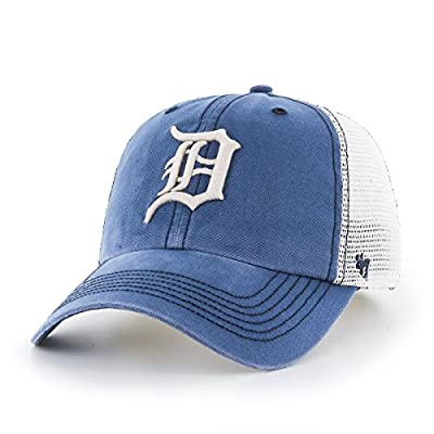 Rockford Fitted Detroit Tigers Hat