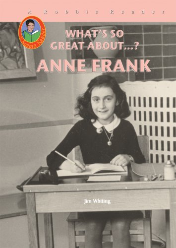 Anne Frank (Robbie Readers) (What's So Great About...?)