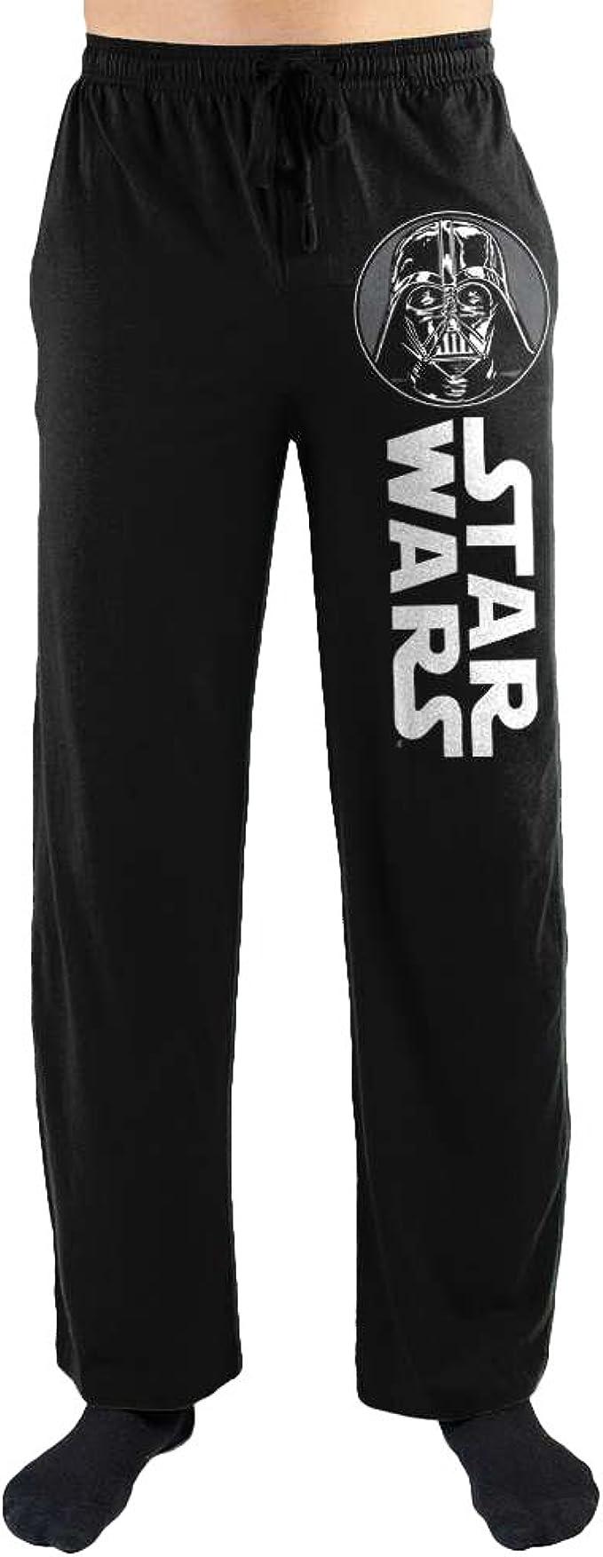 Mens Star Wars PjsStar Wars Lounge PantsDarth Vader PyjamasJedi Pjs