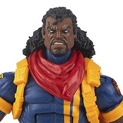 Marvel Legends Series 6-inch Bishop: Toys & Games