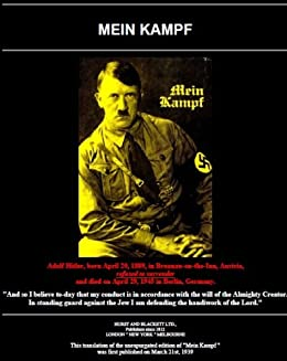 Mein Kampf - La Mia Battaglia (Italian Edition) - Kindle edition by Adolf Hitler. Politics ...