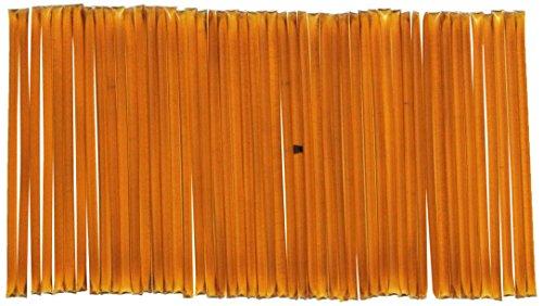 Honeystix Straws - Floral Honeystix - Wildflower - 100% Honey - Pack of 50 Stix - 250g