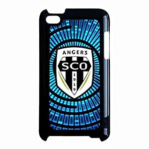 for iPod touch 4th the Angers Sco Protective Fundas para Moviles,Angers Sporting Club De L'Ouest Fundas para Moviles