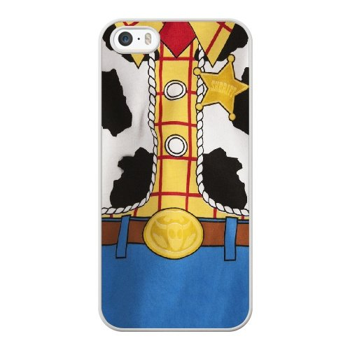 Coque,Coque iphone 5 5S SE Case Coque, Toy Story Cover For Coque iphone 5 5S SE Cell Phone Case Cover blanc