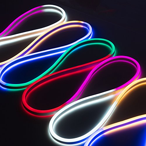 Rgb Led Neon Rope Light in US - 8