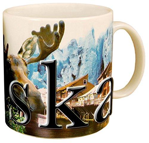 Alaska Mug - Alaska - Coffee Mug