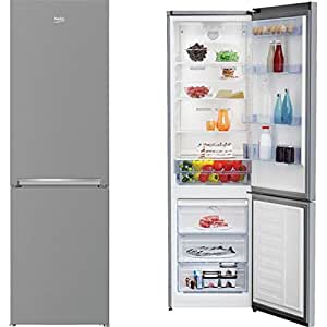 Beko frigorifico combi no frost inox rcna355k20pt: 411.4 ...