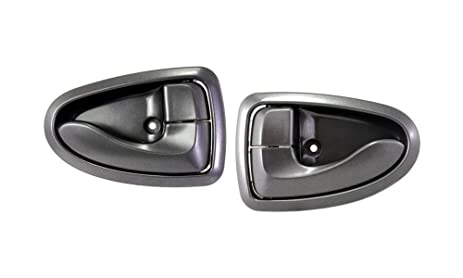 Amazon evan fischer eva18772066460 new direct fit interior door evan fischer eva18772066460 new direct fit interior door handles for set of 2 front or planetlyrics Images
