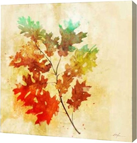 "Vibrant Autumn 2 by Ken Roko - 20"" x 20"" Gallery Wrapped Giclee Canvas Art Print - Ready to Hang"
