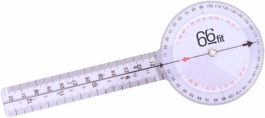 Goni/ómetro calibrado Alaojie 33 cm, 360 Grados