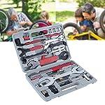 GOTOTOP-Set-Chiavi-Kit-Attrezzi-per-Riparazione-Manutenzione-di-Bici-BiciclettaManutenzione-Bici-da-Corsa-e-MTBMultifunzionale-Bicicletta-Riparazione-Strumento-Kit44-Pezzi