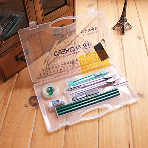 Nikosu - Juego de herramientas de dibujo (combinación de tréboles de dibujo): Amazon.es: Oficina y papelería