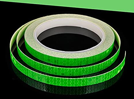 Bike stickers car motorcycle tyre Sticker Mountain Bike Accessories 315/ Amaoma Bicycle Reflective Stickers 8/M