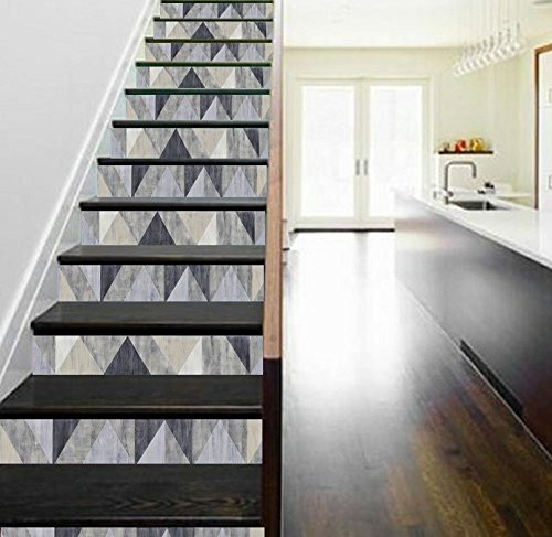 Diamond Blue, 60x150cm Vinyle pour cr/édence de cuisine fortement adh/ésive dimensions et motifs au choix contre marche descalier et pour rev/êtement mural adh/ésifs Carreaux de ciments adh/ésifs