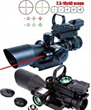Best 10 22 Scopes - X-Aegis New Style 2.5-10x40 Tactical Rifle Scope Review
