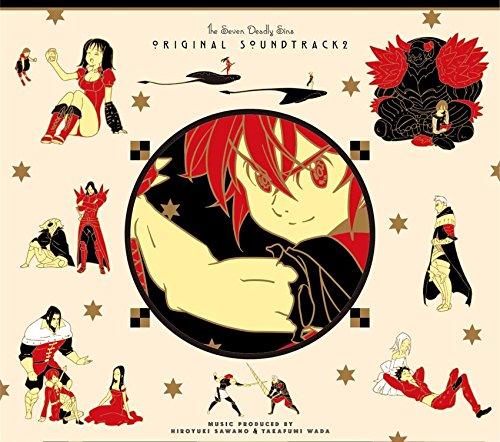 The Seven Deadly Sins (Anime) Original Soundtrack 2 (Shogun 2 Collection)