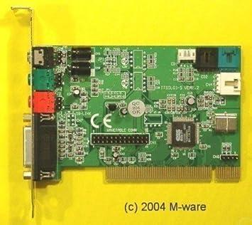 ESS ES1938 Sound Card 64 Bit