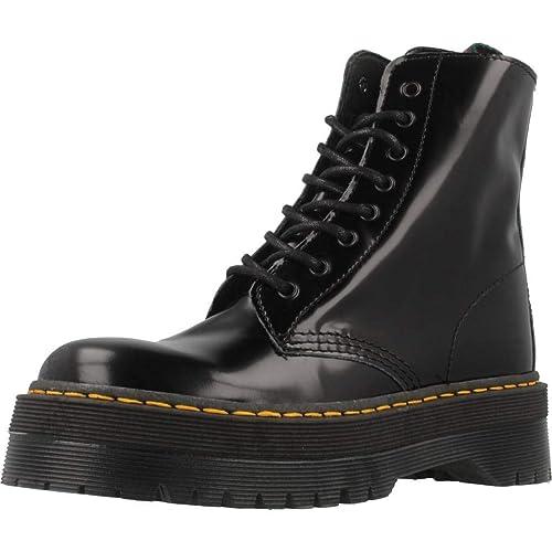 Bota Militar Burdeos Mujer Alpe 34753045  Amazon.es  Zapatos y complementos 929fab6d8eb