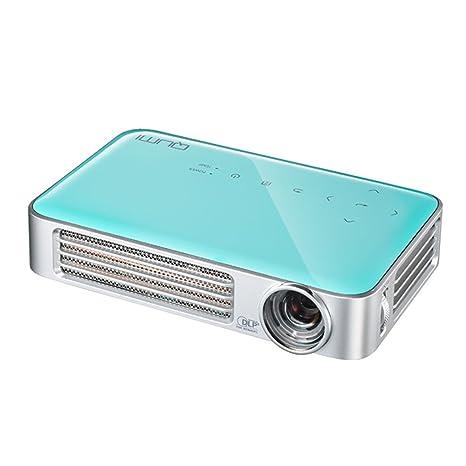Vivitek Qumi Q6 - Proyector (800 lúmenes ANSI, DLP, WXGA (1280x800 ...