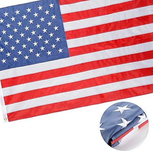american flag grommets