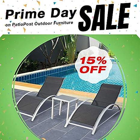 Amazon.com: patiopost Patio al aire última intervensión ...