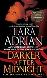 Darker After Midnight (with bonus novella A Taste of Midnight): A Midnight Breed Novel (The Midnight Breed Series Book 10)