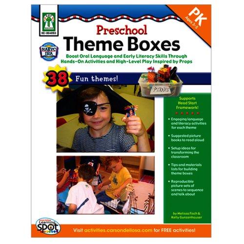 Theme Key Box - Preschool Theme Boxes, Grades Preschool - PK