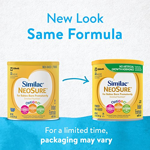 Buy similac neosure for babies born prematurely