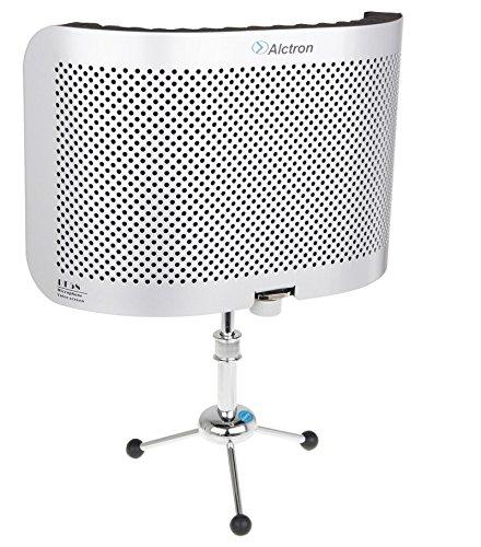 - PF58Tragbarer Schreibtisch Mikrofon Reflexion Filter Alctron