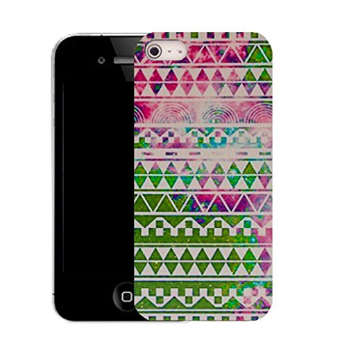 Mobile Case Mate IPhone 5 clip on Silicone Coque couverture case cover Pare-chocs + STYLET - simulation pattern (SILICON)