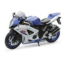 Suzuki GSX-R1000 bike - 1:12 scale diecast