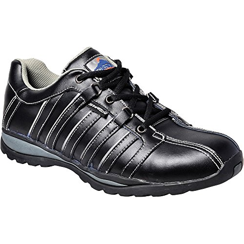 Portwest Mens Steelite Arx Safety Trainer Black