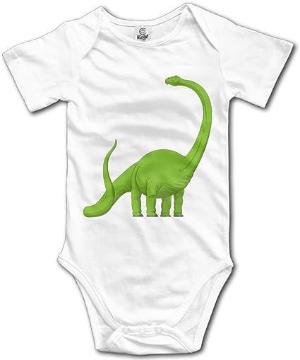 Jaylon Baby Climbing Clothes Romper New Born Dinosaurs Infant Playsuit Bodysuit Creeper Onesies White