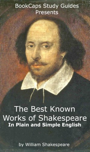 The Best Known Works of Shakespeare In Plain and Simple English (Translated)