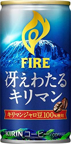 기린 (KIRIN) FIRE 파이어  캔 185g ×30개