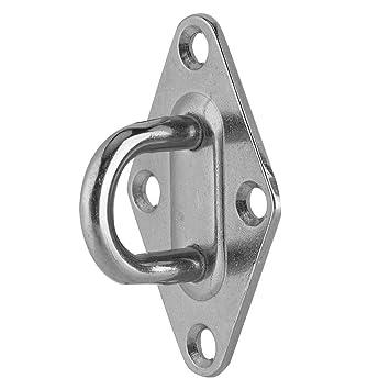 Heavy Duty Diamond Pad Eye 316 Stainless Steel Marine Grade 8 Piece 50 X 80mm