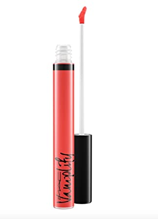 Amazon.com: Mac cosméticos vamplify Lipgloss: Beauty