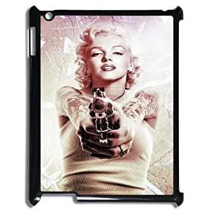 DIY Phone Case for Ipad 2,3,4, Marilyn Monroe Cover Case - HL-537702