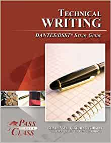 Technical writing services dsst study guide