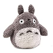 GUND Fluffy Totoro Stuffed Animal Plush in Gray, 9