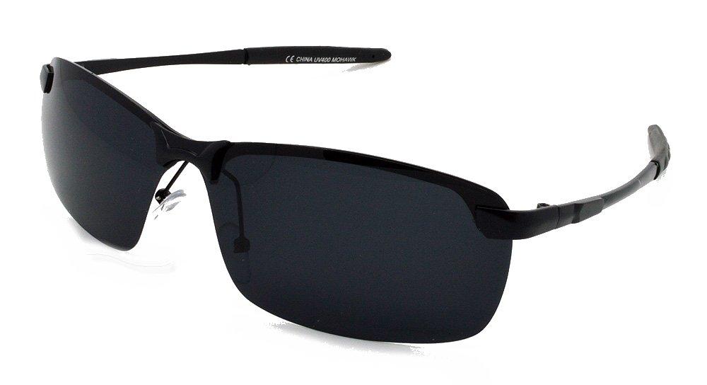 Mohawk Eyewear - Occhiali da sole - Donna nero Black / Grey Lens Ch1pDC