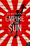 Front cover for the book Empire of the Sun by J. G. Ballard
