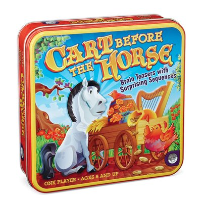 Cart Before The Horse Board Game