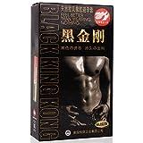 Lovepan 50Pcs Black Condom For Men Adult Sex Products Penis Sleeve 10Pcs/box 5box/pack