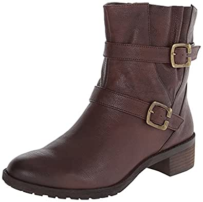Naturalizer Women's Mona Boot,Brown,6 M US
