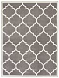 Sweet Home Stores Clifton Collection Light Grey Moroccan Trellis Design (8 x 10) Area Rug...: more info