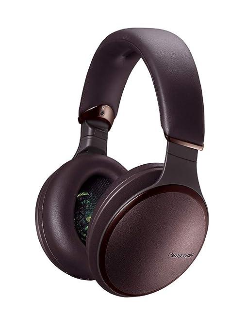 Panasonic RP-HD605NE-T Auricular Circumaural Diadema Marrón: Amazon.es: Electrónica