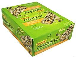 POWER BAR HARVEST PEANUT BUTTER CHOCOLATE CHIP CRISP 1.65 oz Each (15 in a Pack)
